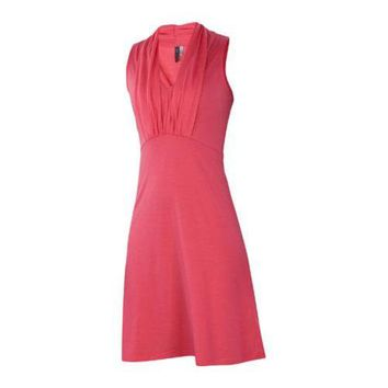 Women's Ibex Braelyn Dress Peony | Overstock.com Shopping - The Best Deals on Casual Dresses