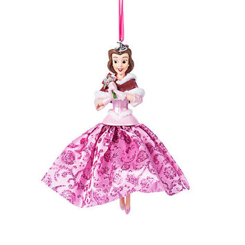 Belle Hanging Ornament, Beauty And The Beast