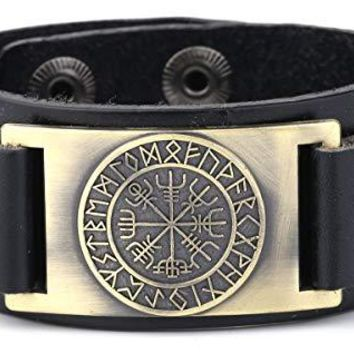 Bracelet : Viking Leather Bracelet