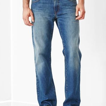 Gap Men 1969 Standard Fit Jeans Light Wash