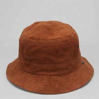 Brixton Tull Reversible Bucket Hat - Brown