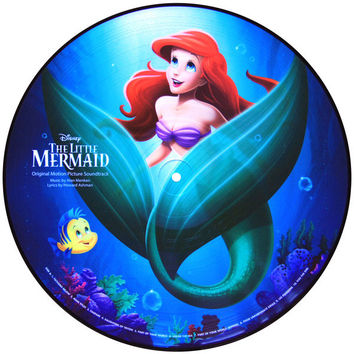 Various ‎– The Little Mermaid (Original Motion Picture Soundtrack) LP
