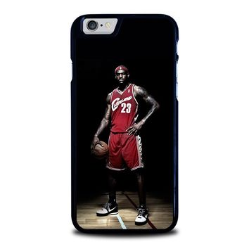 LEBRON JAMES CLEVELAND iPhone 6 / 6S Case Cover