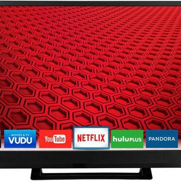 "VIZIO E Series E24-C1 1080p 24"" LED Smart TV  (Refurbished) 