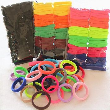 Elasticity Holders Rope Rubber Hair Band