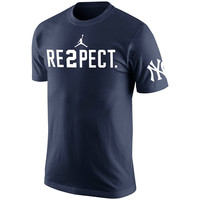 "New York Yankees Derek Jeter ""RE2PECT"" T-Shirt - MLB.com Shop"