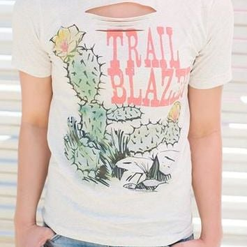 "Gina ""Trail Blazer"" Tee (Options)"