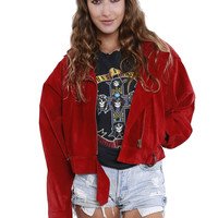 80's Baddass Leather Jacket  - Vintage