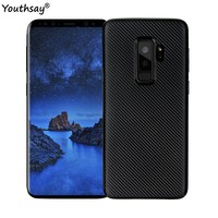 For Case Samsung Galaxy S9 Plus Cover Soft Silicon Brushed Phone Shell Case For Samsung Galaxy S9 Plus Case For Samsung S9 Plus