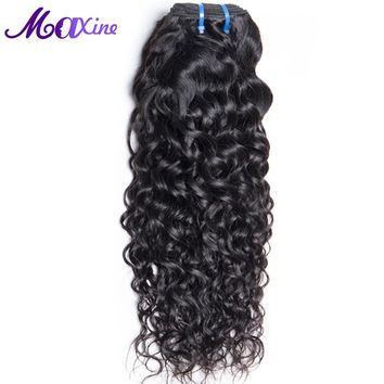 Maxine Brazilian Water Wave 1 Piece 100% Human Hair Weave (10 - 24 Inches)