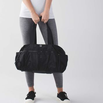 Gym To Win Duffel