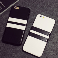 Straps Leather Case Sports Cover for iPhone 7 5s se 6 6s Plus + Gift Box