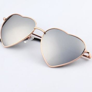 Heart Sunglasses - Limited Edition