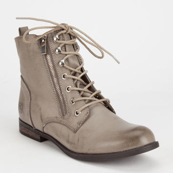 Dirty Laundry Kranberri Womens Boots Light Grey  In Sizes
