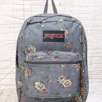 JanSport Super FX Series Backpack in Floral Print at Urban Outfitters