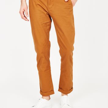 The Idle Man Basic Chino Brown