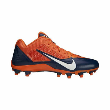 Nike Men's Alpha Pro TD PF Broncos Football Cleats 618055 810