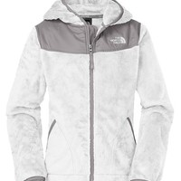 The North Face Girl's 'Oso' Hooded Fleece Jacket