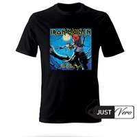 iron maiden cover T shirt size XS - 5XL unisex for men and women