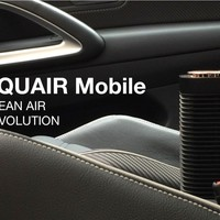 SQUAIR Mobile - enjoy clean air wherever you go!