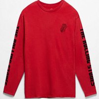 The Rolling Stones Faces Long Sleeve T-Shirt at PacSun.com
