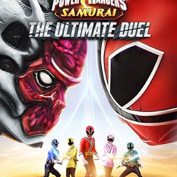 Power Rangers Samurai: The Ultimate Duel - Volume 5 [DVD]