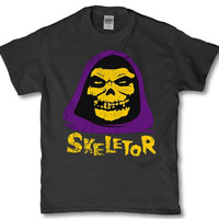 Skeletor masters of the universe - adult unisex t shirt