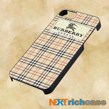 Burberry Pattern london For iPhone, iPod, iPad and Samsung Galaxy Case