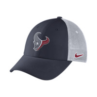 Nike Legacy Vapor Mesh Back (NFL Texans) Fitted Hat