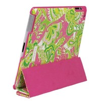 Lilly Pulitzer Chin Chin iPad Case with Smart Cover