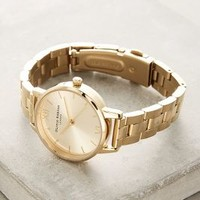 Olivia Burton Big Dial Bracelet Watch in Gold Size: One Size Watches
