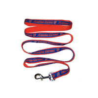 Pets First Florida Gators Dog Belt Collar Leash Medium