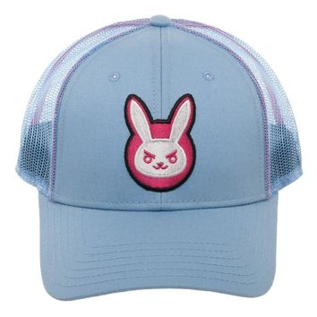 Overwatch D.Va Trucker Hat