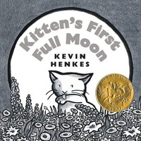 Kitten's First Full Moon Board Book - Walmart.com