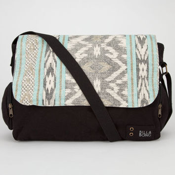 Billabong Serene Welcomes Messenger Bag Mint One Size For Women 23863452301