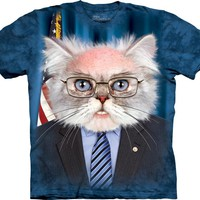 Bernie Cat T-Shirt
