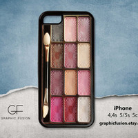 Choice of iphone 4 4s or 5 5s and 5c case - Make-up IP-002