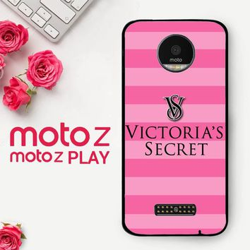 Victoria'S Secret X4244  Motorola Moto Z Play Case