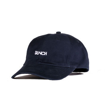 Jiberish x The Bunch - Unstructured 6 Panel Navy