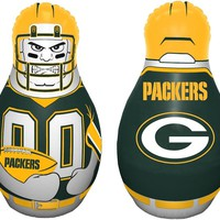 Green Bay Packers Tackle Buddy Punching Bag - New Style