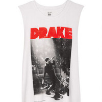 Drake On Stage Muscle Tank