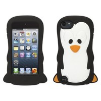 Griffin KaZoo Case for iPod Touch 5th Generation - Penguin  (GB36172)