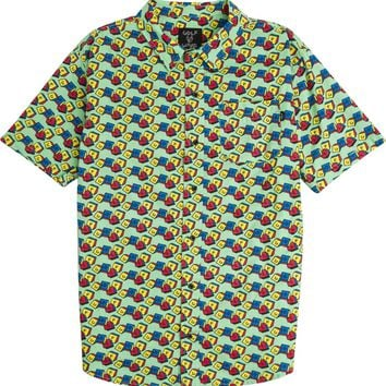 GOLF WANG GOLF BLOX SS SHIRT