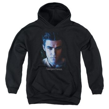Vampire Diaries - Stefan Youth Pull Over Hoodie