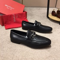 Salvatore Ferragamo Mens Boy 2 Loafer