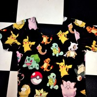 SWEET LORD O'MIGHTY! POKEMON CROP TEE