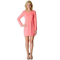 Sophia Dress in Coral by Camilyn Beth - FINAL SALE