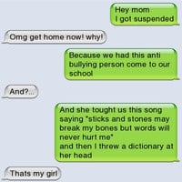 urghh i hate my school - SmartphOWNED