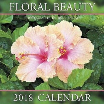 Floral Beauty Wall Calendar, More Flowers by Bela Baliko Photography
