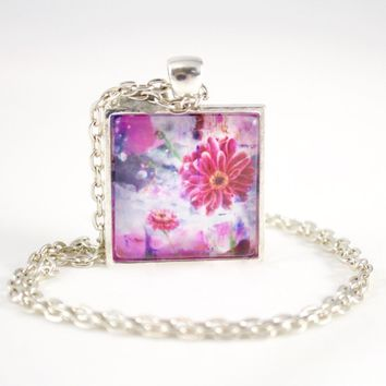 New Life Flower Necklace